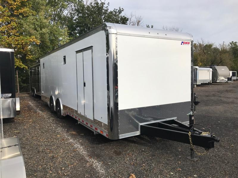 2018 Pace American SCX8528TE4 Enclosed Cargo Trailer