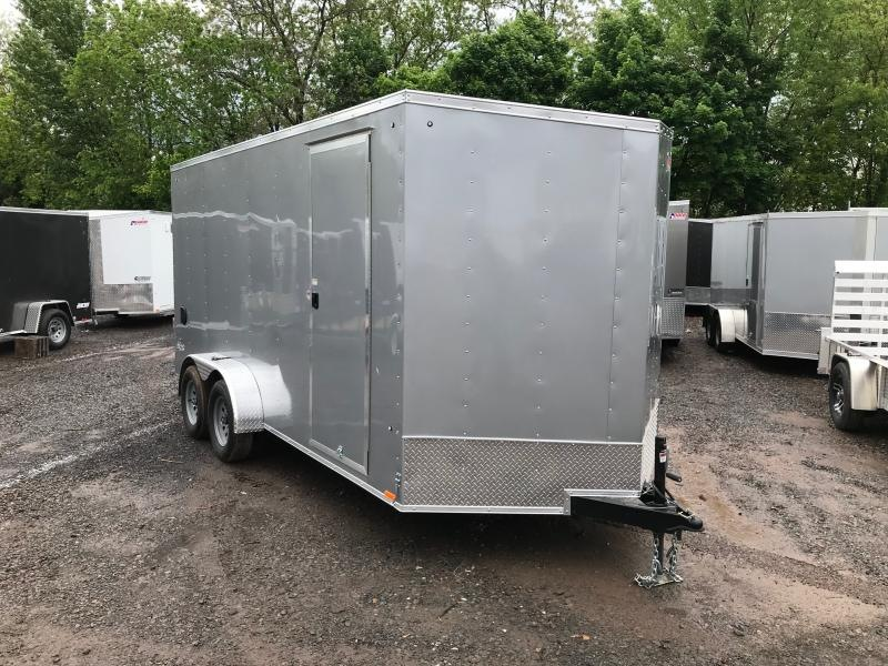 2020 Pace American OB 7X16 DLX Enclosed Cargo Trailer