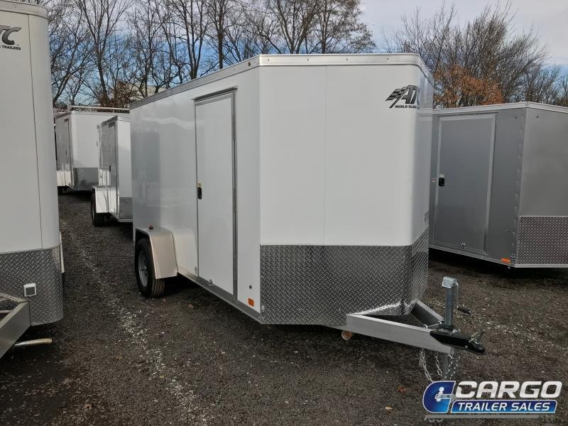 2018 Aluminum Trailer Company RAVAB6012 Enclosed Cargo Trailer