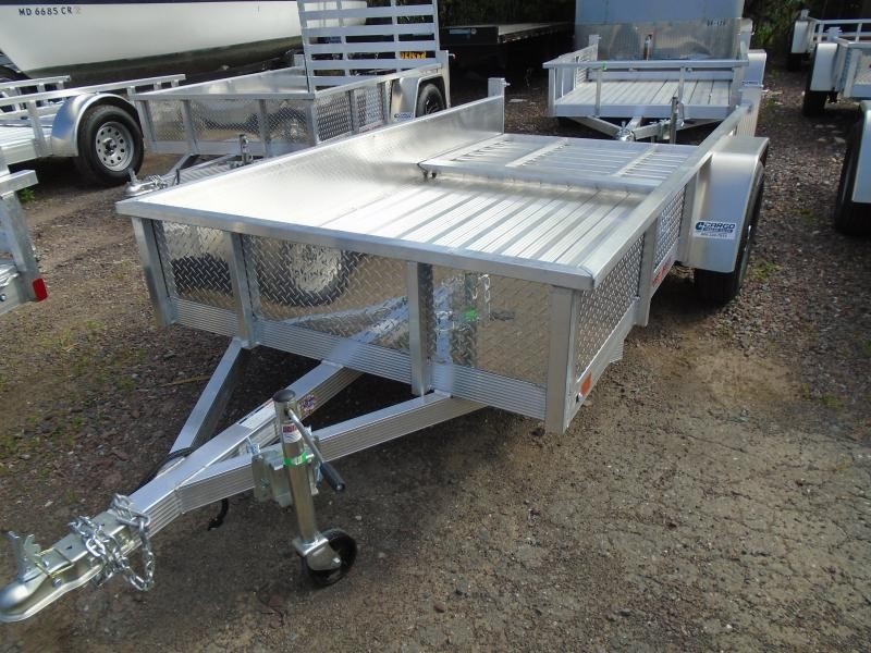 2019 Sport Haven AUT510DS Utility Trailer