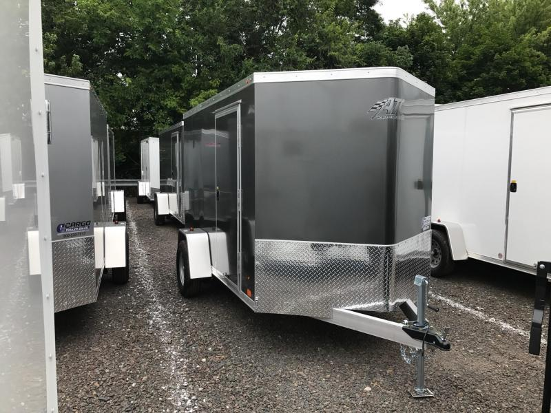 2018 Aluminum Trailer Company RAVAB6010 Enclosed Cargo Trailer