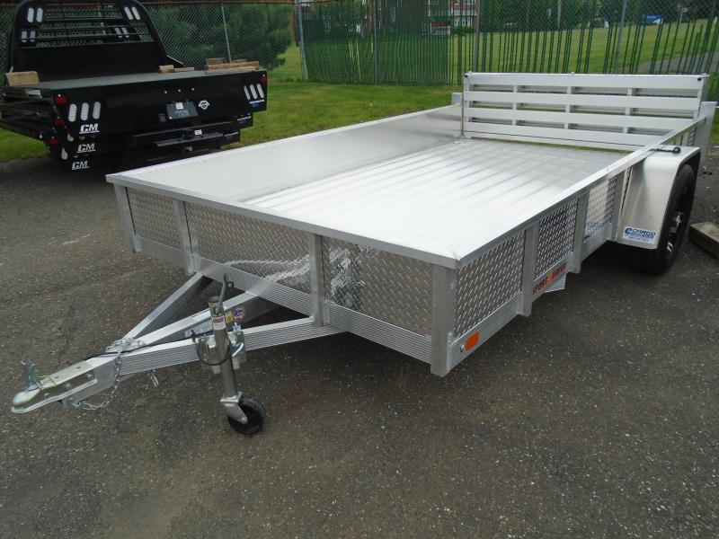 2019 Sport Haven AUT712DS-F Utility Trailer