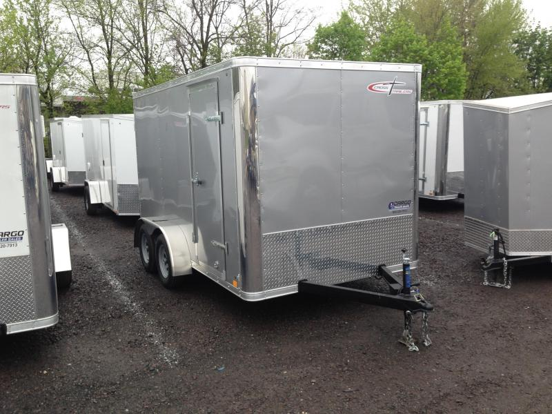 2018 Other 712TA Enclosed Cargo Trailer