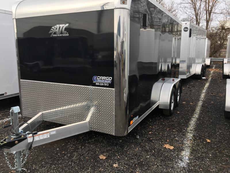 2017 Aluminum Trailer Company RAVAB7014 Enclosed Cargo Trailer