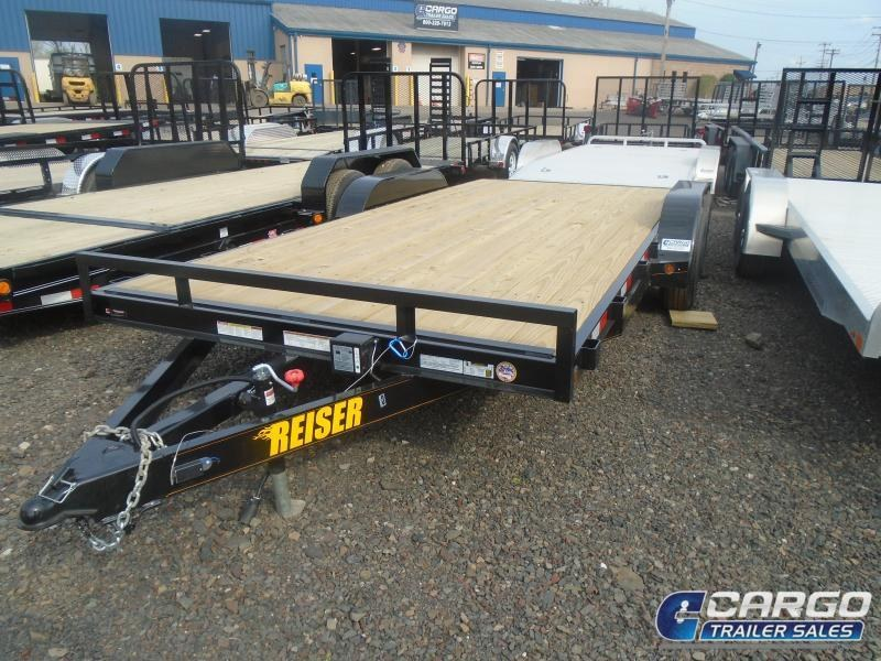 2019 Reiser Trailers WCH1810K Car / Racing Trailer