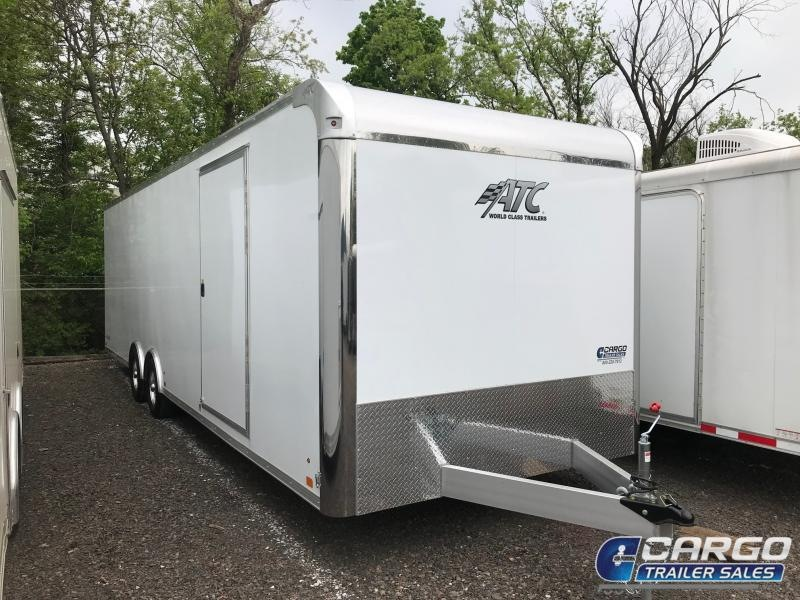 2019 Aluminum Trailer Company RAVAB8528 Enclosed Cargo Trailer