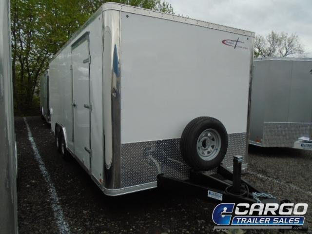 2019 Cross Trailers 818TA Enclosed Cargo Trailer