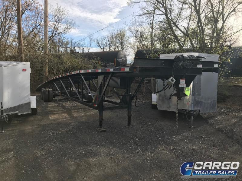 2018 Kaufman Wedge Flatbed Trailer