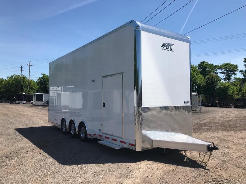 2019 Aluminum Trailer Company QSTAB8528+0-3T7.0K Enclosed Cargo Trailer