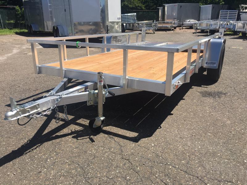 2020 Sport Haven AUT612 Utility Trailer