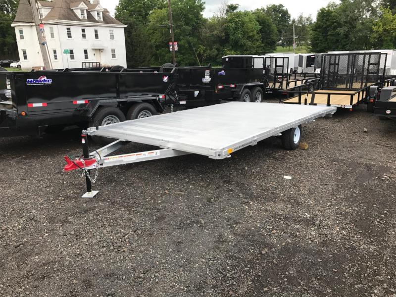 2017 Other 8.5X14 D/O ATV Flatbed Trailer