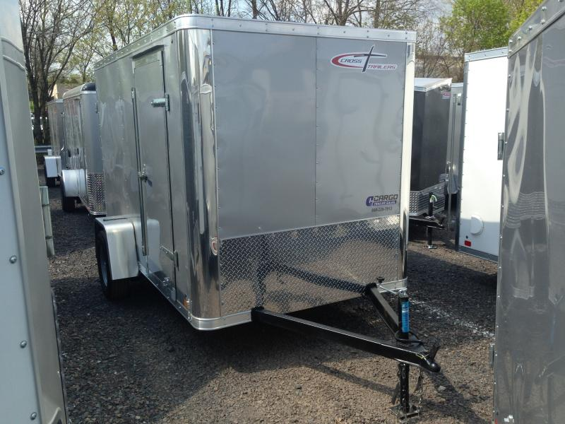 2018 Cross Trailers 610SA Enclosed Cargo Trailer