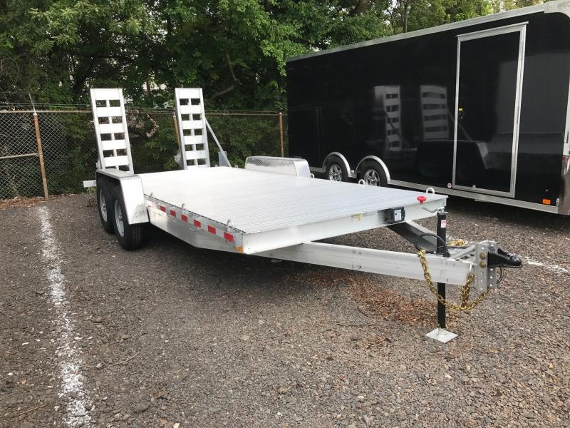 2017 SIC Metals 7X18 12K EQ Equipment Trailer