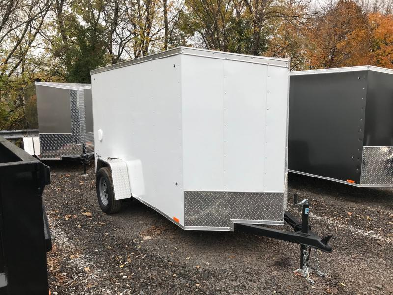 2020 Pace American OB 5x10 Enclosed Cargo Trailer