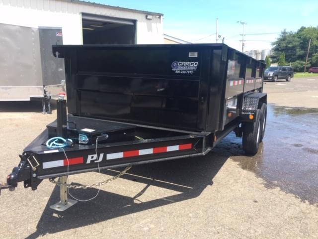 2020 PJ Trailers DM 14 X 83 Dump