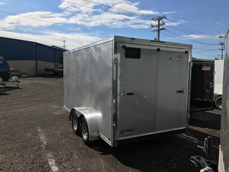 2018 Cross Trailers 714 Enclosed Cargo Trailer