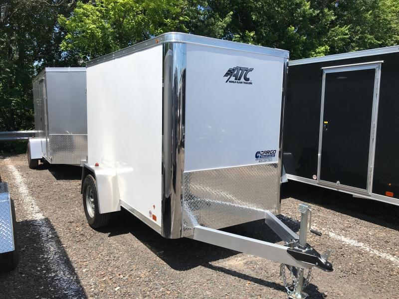 2019 Aluminum Trailer Company RAVAB5008 Enclosed Cargo Trailer