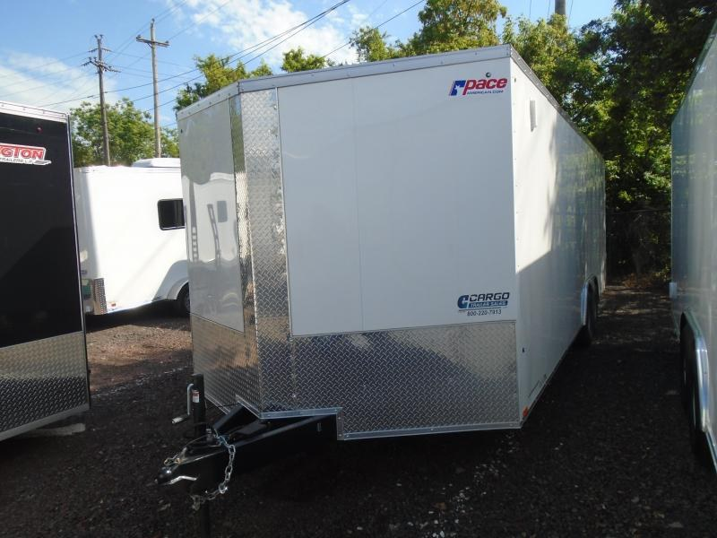 2020 Pace American JV85X24TE3 Car / Racing Trailer