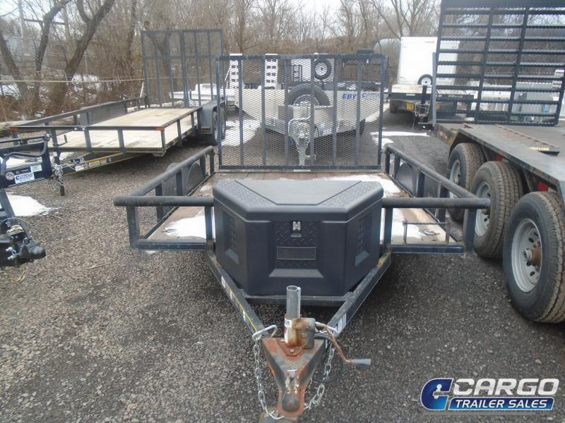 2012 Carry On Open Utility Utility Trailer