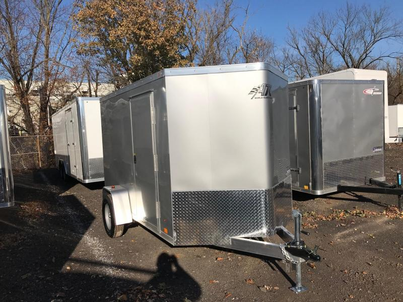 2018 Aluminum Trailer Company RABVAB6010 Enclosed Cargo Trailer
