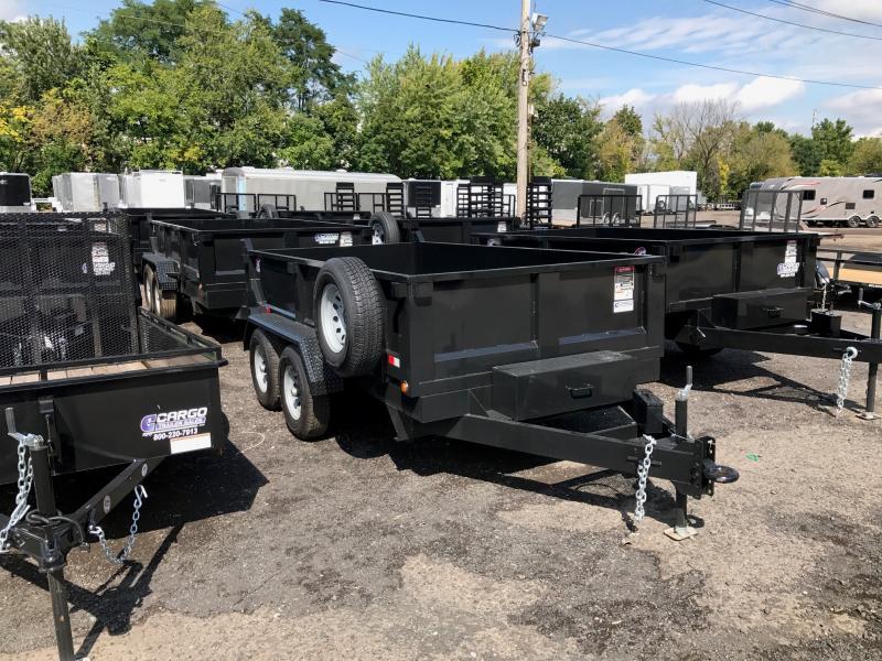 2019 Tow-Rite Manufacturing LPT612H Dump
