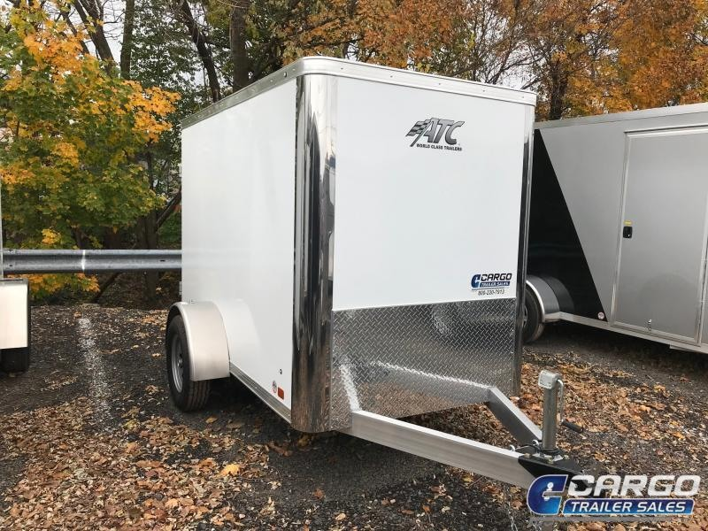 2018 Aluminum Trailer Company RAVAB508 Enclosed Cargo Trailer