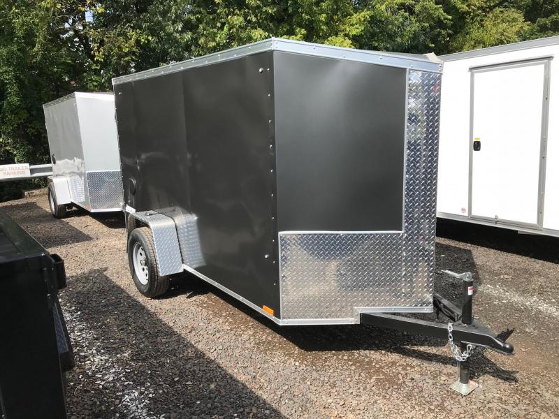 2018 Pace American JV 5x10 Enclosed Cargo Trailer