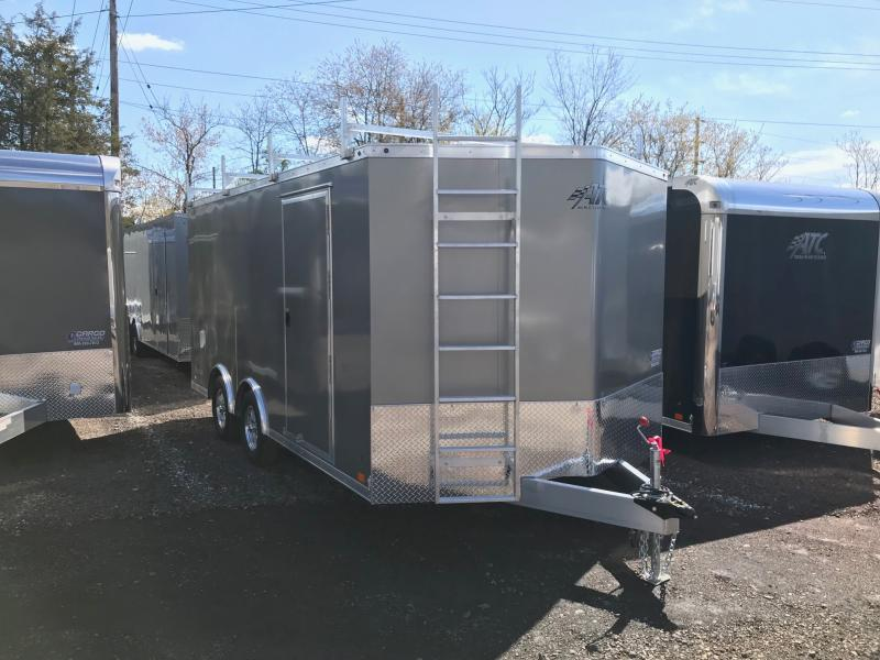 2018 Aluminum Trailer Company RAVSB8516+0-2S3.5K Enclosed Cargo Trailer