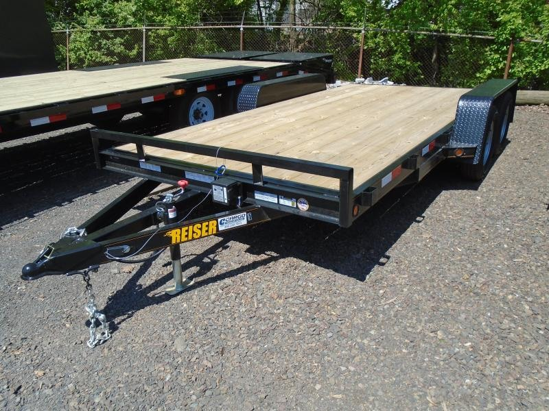 2019 Reiser Trailers WCH 16 Enclosed Cargo Trailer