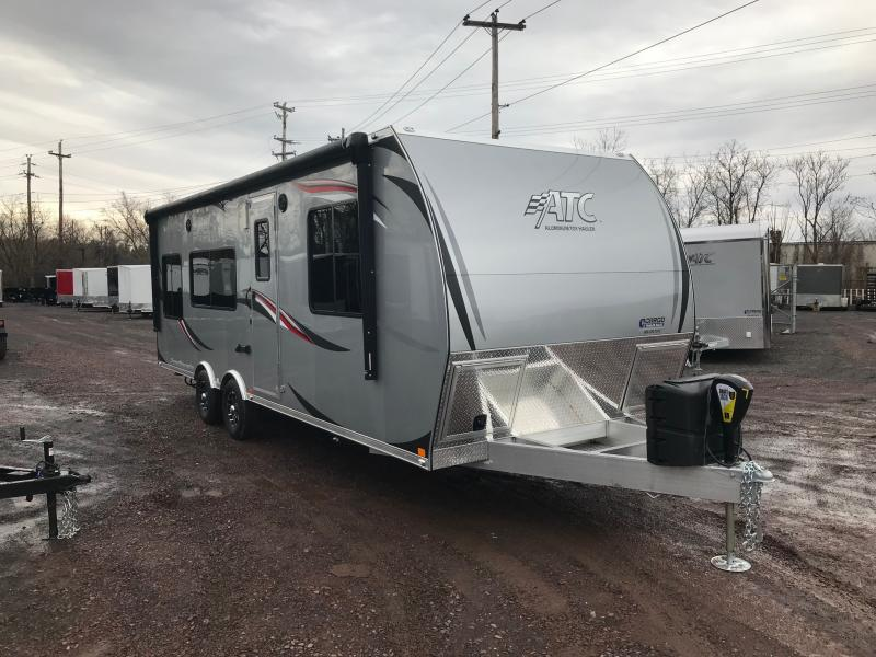 2018 Aluminum Trailer Company ARVAB8525 Truck Beds and Equipment