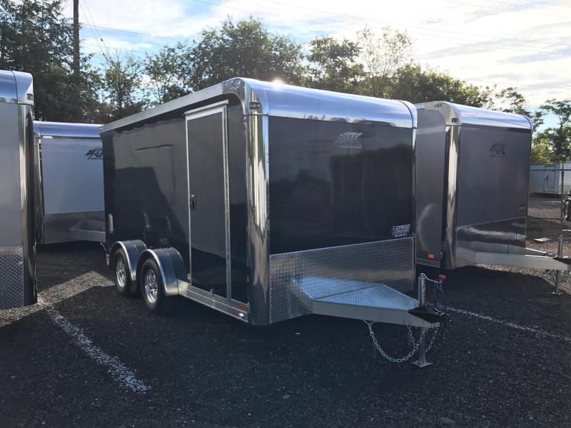2018 Aluminum Trailer Company QSTABMC Enclosed Cargo Trailer