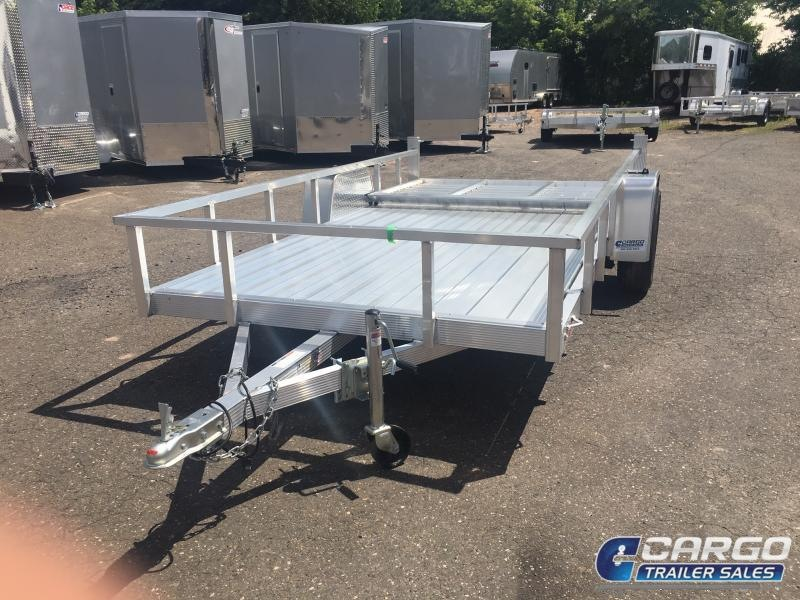 2019 Sport Haven AUT612D Utility Trailer