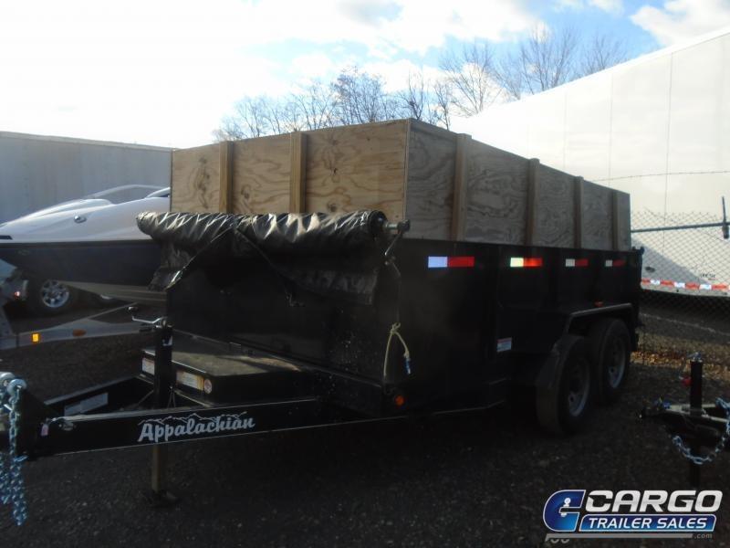 2017 Appalachian DUMP Dump