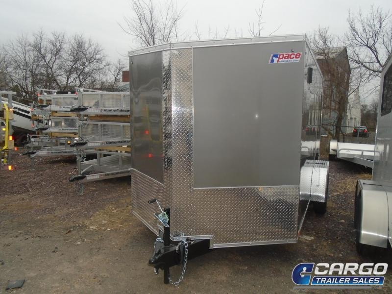 2019 Pace American JV 7X14 Enclosed Cargo Trailer
