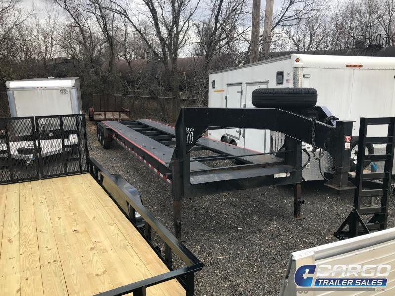 2016 Appalachian 43 GN Flatbed Trailer