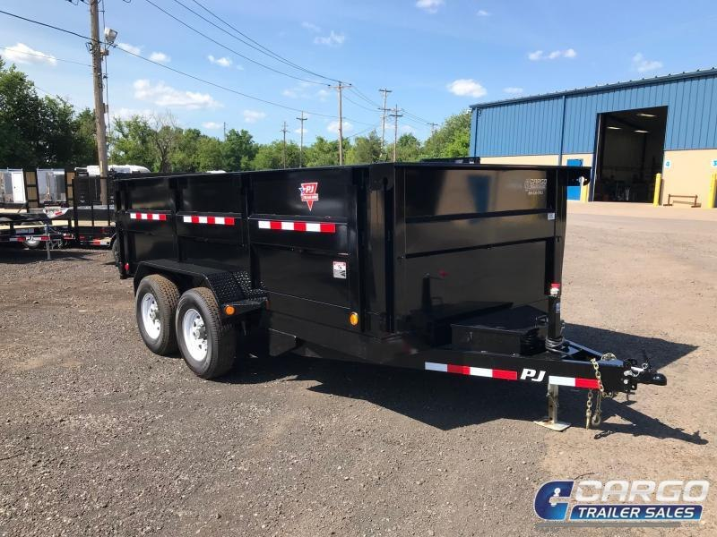 2018 PJ Trailers 83 Hi Side Dump Dump