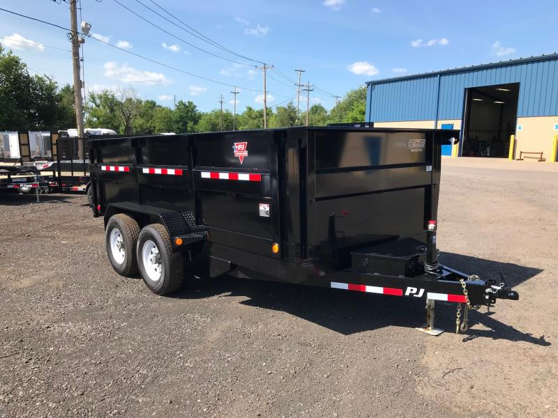 2019 PJ Trailers 83 Hi Side Dump Dump