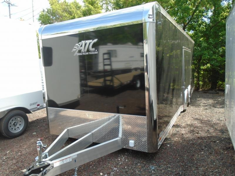 2019 Aluminum Trailer Company QSTAB8524 Car / Racing Trailer