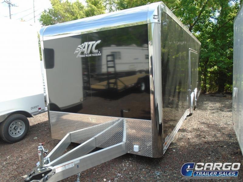 2019 Aluminum Trailer Company QSTAB8524 Car / Racing Trailer