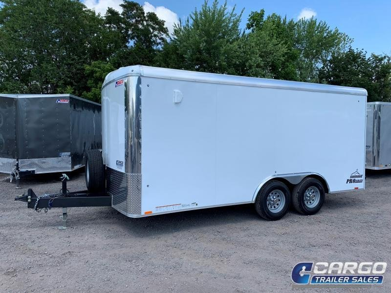2020 Pace American CLS8516 Enclosed Cargo Trailer
