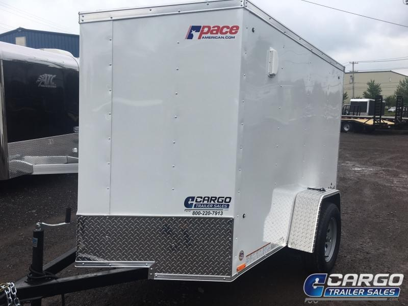 2020 Pace American OB5X8S12DLX Other Trailer