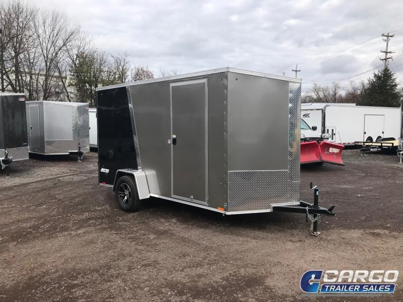 2018 Pace American JV612 Enclosed Cargo Trailer