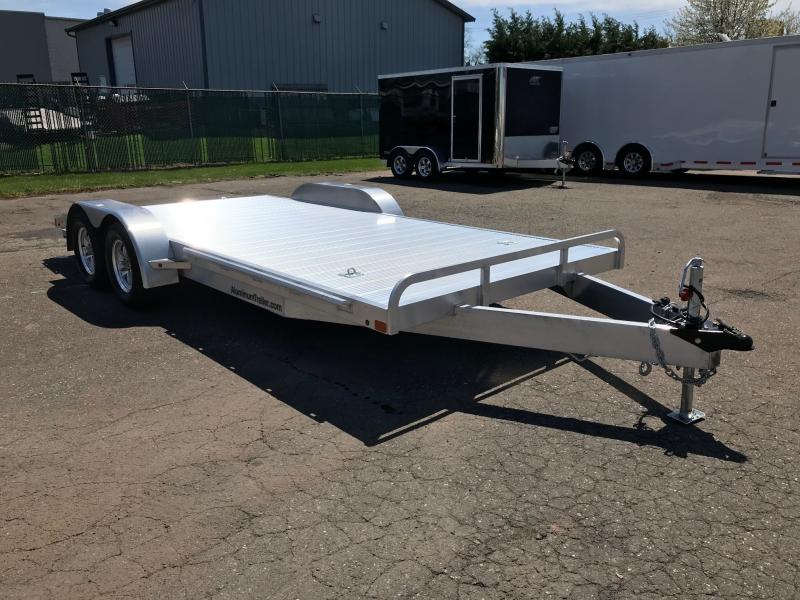 2018 Aluminum Trailer Company OCHAB8516+0-2S3.5K Other Trailer