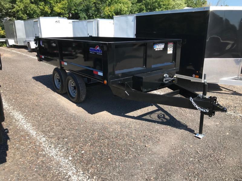 2019 Tow-Rite Manufacturing DOT612HEC Dump
