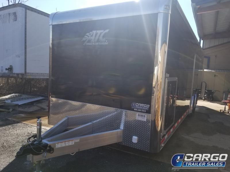 2019 Aluminum Trailer Company QSTAB8528+0 Enclosed Cargo Trailer