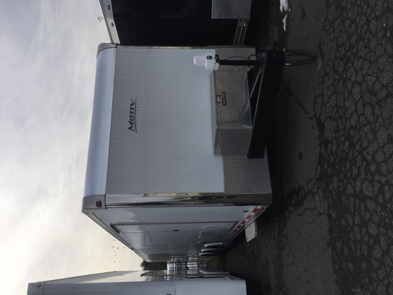 2012 Aluminum Trailer Company ATCSB8532 Enclosed Cargo Trailer