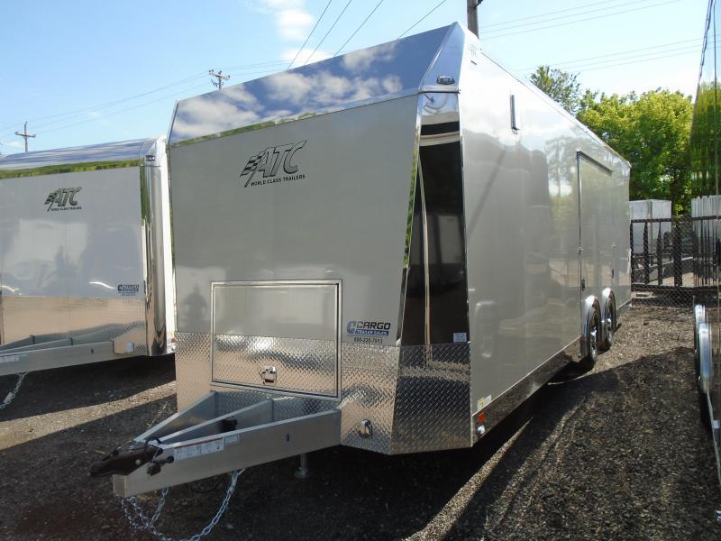 2019 Aluminum Trailer Company QUEST X Car / Racing Trailer