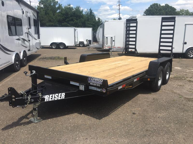 2019 Reiser Trailers ETX1610 Equipment Trailer
