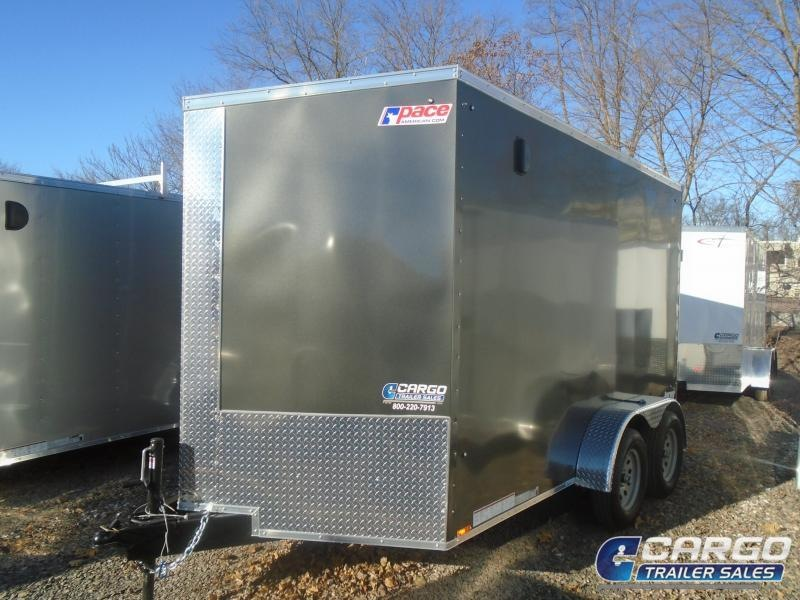 2019 Pace American JV 7x12 Enclosed Cargo Trailer