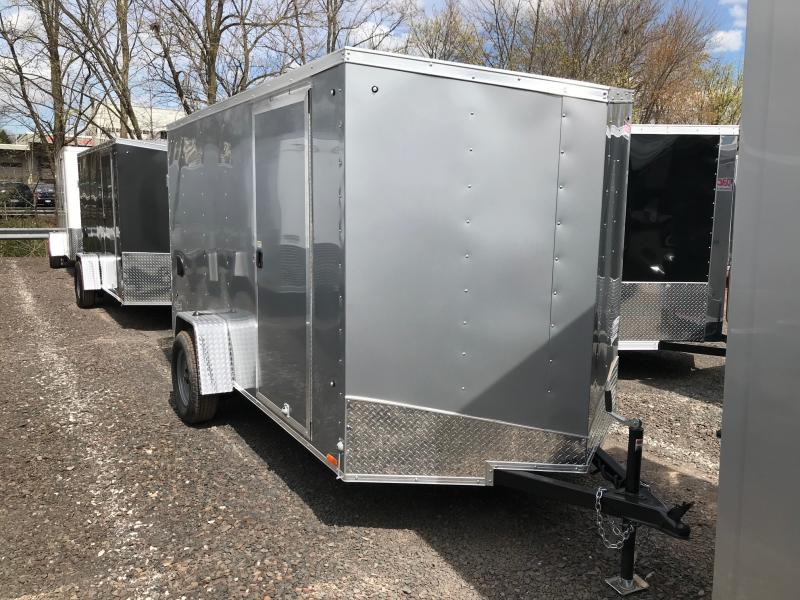2018 Pace American OB6X12 Enclosed Cargo Trailer